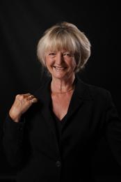 Portræt Ulla Dahlerup